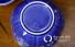 Chén gốm nhỏ – men xanh – triện đáy (SOLD)