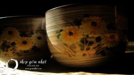 Tách trà hoa cúc ( Đã Bán )