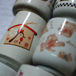 Bán buôn 60 Ly gốm hoạt hình dễ thương giá rẻ ( Sold)