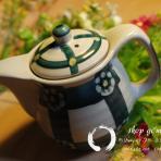 Bình trà gốm nhật (sold)