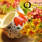Ấm trà nhật vẽ tay ! (Sold)