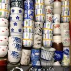 Bán buôn Gốm Nhật lô 400 cốc (sold)