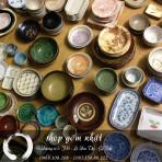 Lô Chén đĩa gốm nhật (update 13/11) (sold)
