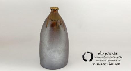Bình hoa Gốm Bizen (sold)