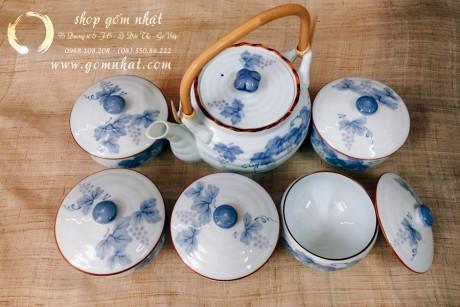 Bộ bình trà Nhật Bản (MS: 2889) Sold