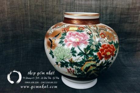 Bình cắm hoa Nhật Bản (MS: 2884) sold