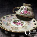 Set trà hoa men xà cừ (MS: 2897)