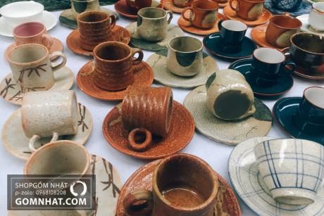 Bán sỉ lô gốm nhật – set trà